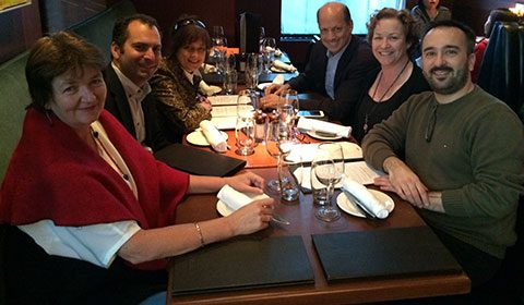 Debra Betts Lorne Brown Jani White Stuart Zoll Siobhan Seville Sandro Graca Integrative Fertility Symposium